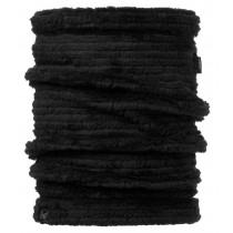 BUFF® Polar Thermal Neckwarmer Erwachsene Schlauchschal Solid Graphite Black