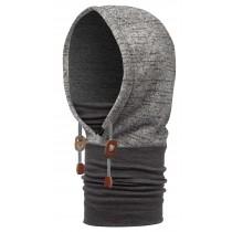 BUFF® Polar Thermal Hoodie Erwachsene Schlauchschal Melange Grey