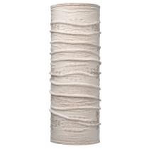 BUFF® Lightweight Merino Wool Erwachsene Multifunktionstuch Mahalia Snow