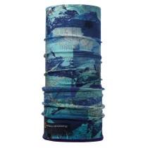 BUFF® Polar National Geographic Erwachsene Schlauchtuch Antarctic Ocean Blue