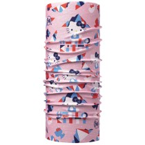 BUFF® Original Hello Kitty Kinder Multifunktionstuch Mountain Light Pink
