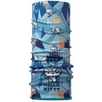 BUFF® Polar Hello Kitty Kinder Schlauchschal Ski Day Turquoise