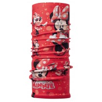 BUFF® Polar Minnie Mouse Kinder Multifunktionstuch Stylish Red