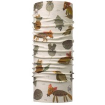 BUFF® Original Kinder Multifunktionstuch Forest Animals Cru