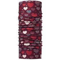 BUFF® Original Kinder Multifunktionstuch Maroon