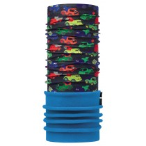 BUFF® Polar Neckwarmer Kinder Schlauchschal Wagons Multi / Harbor
