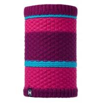 BUFF® Knitted & Polar Neckwarmer Fizz Erwachsene Schlauchschal Pink