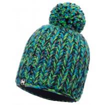 BUFF® Knitted & Polar Hat Skyler Erwachsene Mütze Green