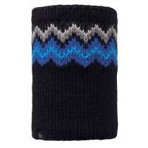 BUFF® Knitted & Polar Neckwarmer Danke Erwachsene Schlauchschal Black