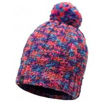 BUFF® Knitted & Polar Hat Livy Erwachsene Mütze Orange