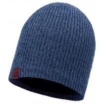 BUFF® Knitted & Polar Hat Lyne Erwachsene Mütze Mazarine Blue
