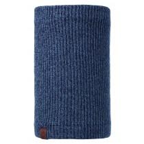 BUFF® Knitted & Polar Neckwarmer Lyne Erwachsene Schlauchschal Mazarine Blue