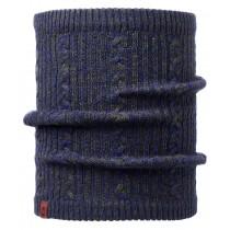 BUFF® Knitted & Polar Neckwarmer Comfort Braidy Erwachsene  Moss