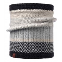 BUFF® Knitted & Polar Neckwarmer Comfort Borae Erwachsene Schal Grey