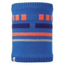 BUFF® Knitted & Polar Fleece Neckwarmer Kinder Schlauchschal Cape Blue