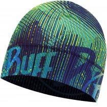 BUFF® MICROFIBER 1 LAYER HAT, Flash Logo Multi, Erwachsene, Mütze