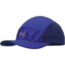 BUFF® RUN CAP, Adren Cape Blue, Erwachsene, Kappe