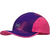 BUFF® RUN CAP, Optical Pink, Erwachsene, Kappe