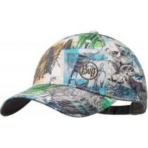 BUFF® BASEBALL CAP, Travelogue Multi, Erwachsene, Kappe