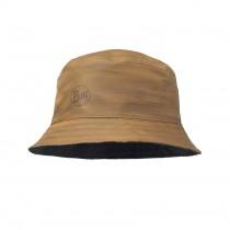 BUFF® TRAVEL BUCKET HAT, Landscape Desert-Navy, Erwachsene, Hut