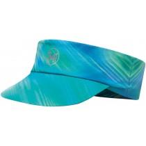 BUFF® PACK RUN VISOR, R-Shining Turquoise, Erwachsene, Schirmmütze