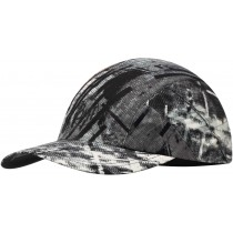 BUFF® PRO RUN CAP, R-City Jungle Grey, Erwachsene, Kappe