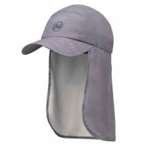 BUFF® BIMINI CAP, Landscape Grey, Erwachsene, Hut