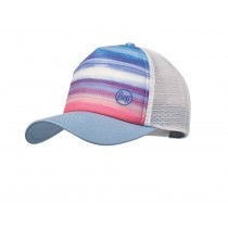 BUFF® TRUCKER CAP, Sunset Multi, Erwachsene, Kappe