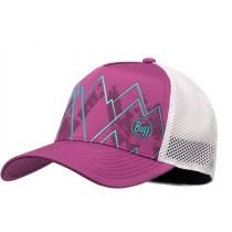 BUFF® TRUCKER TECH CAP, Solid Violet S/M, Erwachsene, Kappe