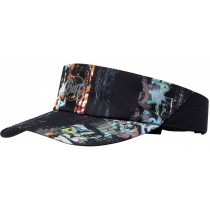 BUFF® VISOR, R-Graffiti Black, Erwachsene, Schirmmütze
