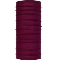 BUFF® Lightweight Merino Wool Erwachsene Multifunktionstuch Siggy Purple Raspberry