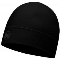 BUFF® Microfiber 1 Layer Hat Erwachsene Mütze Solid Black