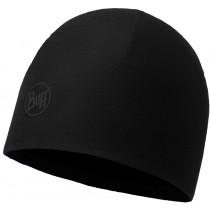 BUFF® Microfiber & Polar Hat Erwachsene Mütze Solid Black