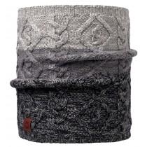 BUFF® Knitted Neckwarmer Comfort Nuba Erwachsene Schlauchschal Graphit
