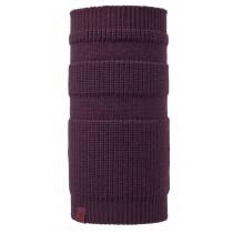 BUFF® Knitted Neckwarmer Haan Erwachsene Schlauchschal Blackberry