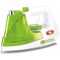 Otto Simon Mein Erstes Bügeleisen Plätteisen Kinderspielzeug Küche grün weiß